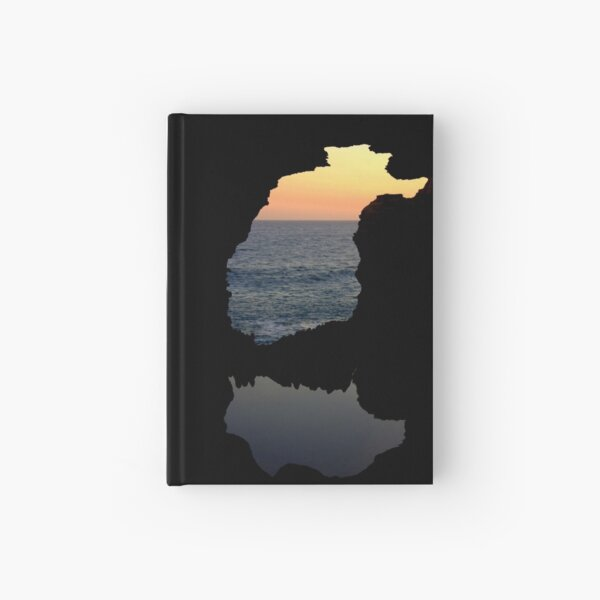 The Grotto, Great Ocean Rd, Victoria Hardcover Journal