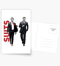 Suits Postcards