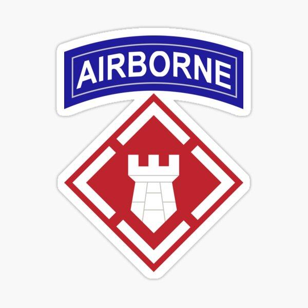 20th Airborne Engineer Brigade (United States) Sticker