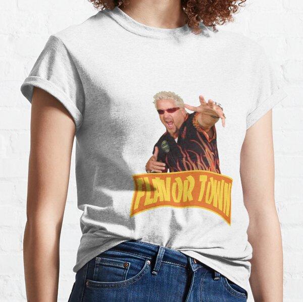 Guy Fieri - Flavortown Classic T-Shirt