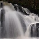 Upper Lillydale Falls II by Sarah Howarth [ Photography ]