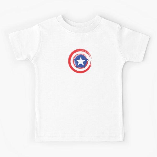 AMERICAN CAPTAIN Kids T-Shirt