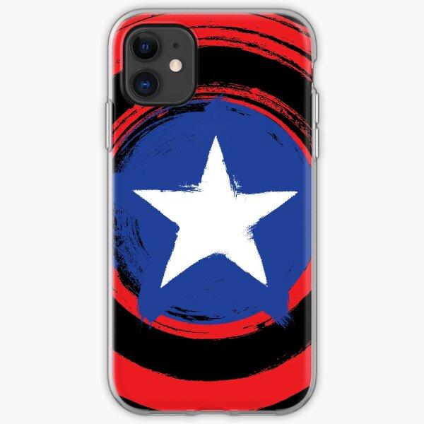 AMERICAN CAPTAIN iPhone Soft Case
