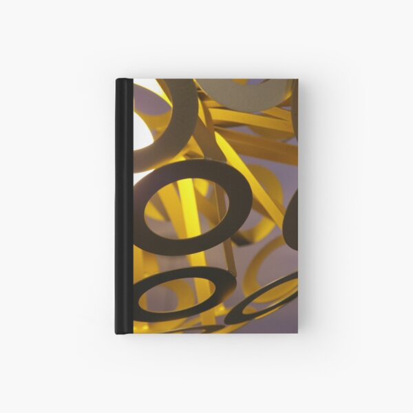 Saturn, Your Rings Have Slipped Hardcover Journal