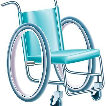 Wheelchair by SamuelMolina