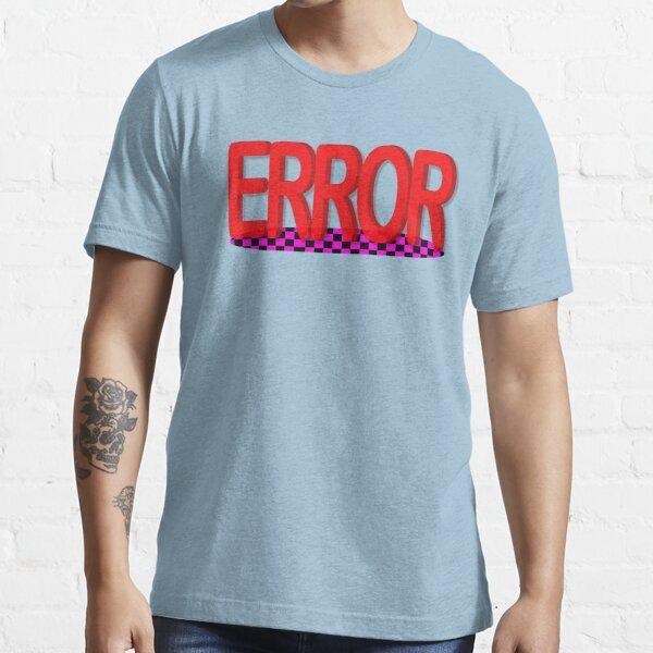 ERROR Essential T-Shirt