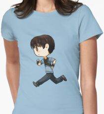 Thomas Women's Fitted T-Shirt