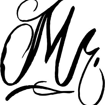 Mr. by SamuelMolina