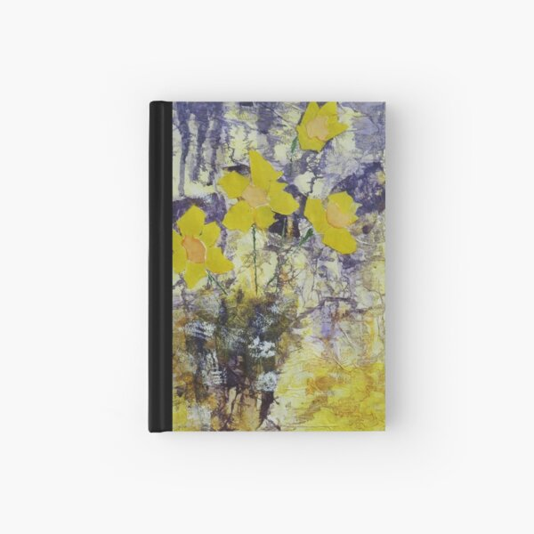 Daffodil time Hardcover Journal