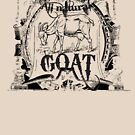 Goat by gina1881996