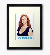 Donna Framed Print