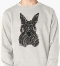 Scruffy_Copyright © BonniePortraits on Redbubble.com Pullover