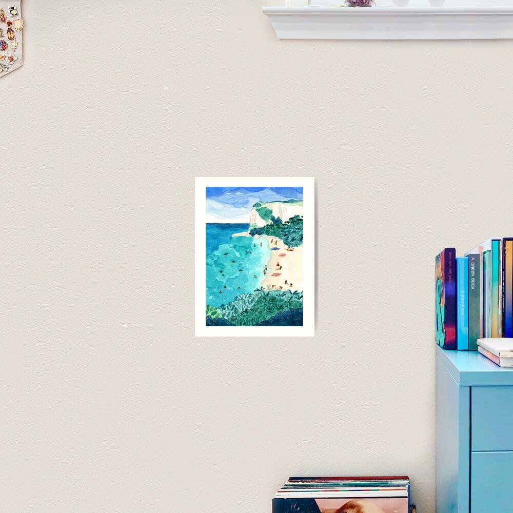 Coromandel Art Print
