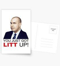 Louis Litt Postcards