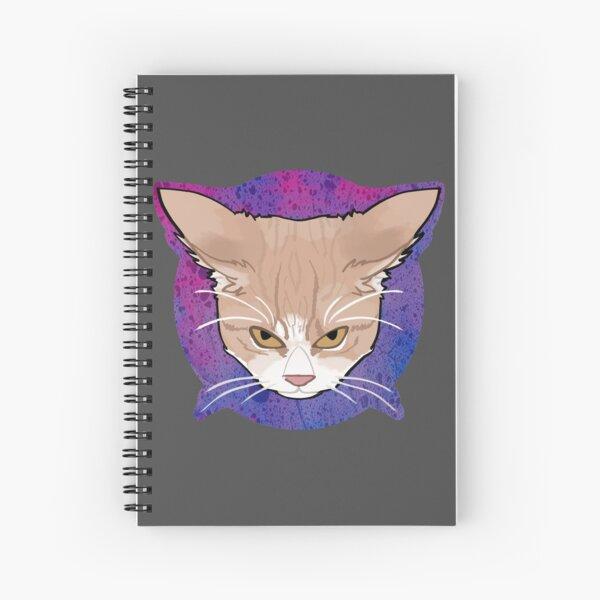 BIBIBI Mascot Spiral Notebook