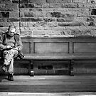The Lone Reader by Stephen Knowles