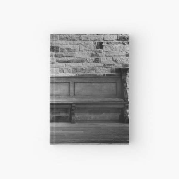 The Lone Reader Hardcover Journal
