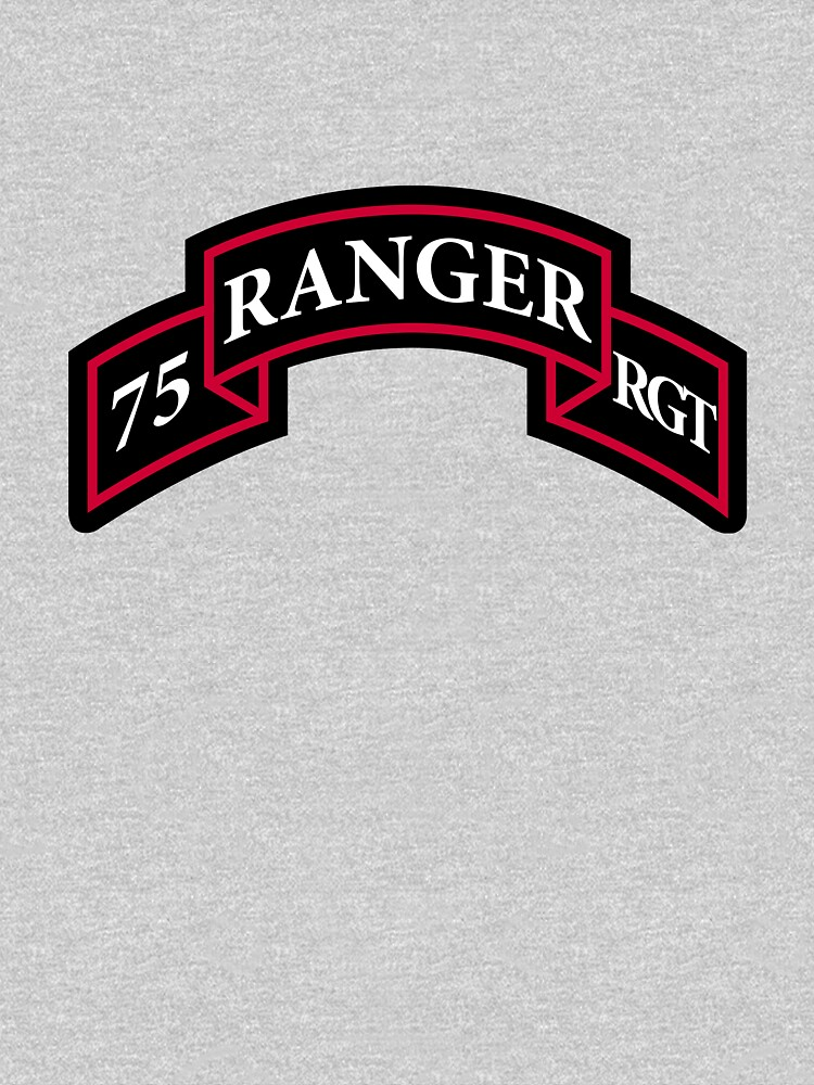 75th Ranger Regiment (United States) by wordwidesymbols