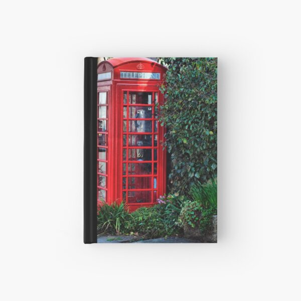 So very British! Hardcover Journal