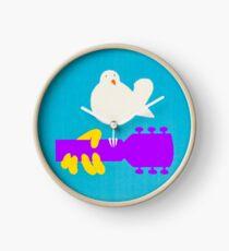 Woodstock 1969 Clock