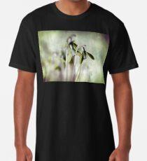 Subtle Snowdrop Long T-Shirt