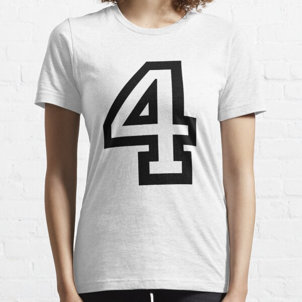 Number Four Essential T-Shirt
