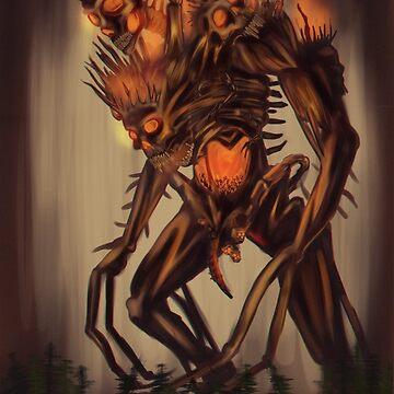 skull creature de Bertoni-Lee