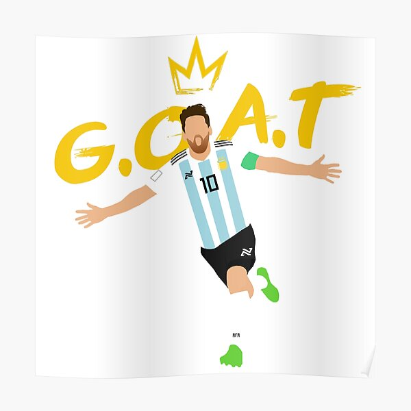 Messi Póster