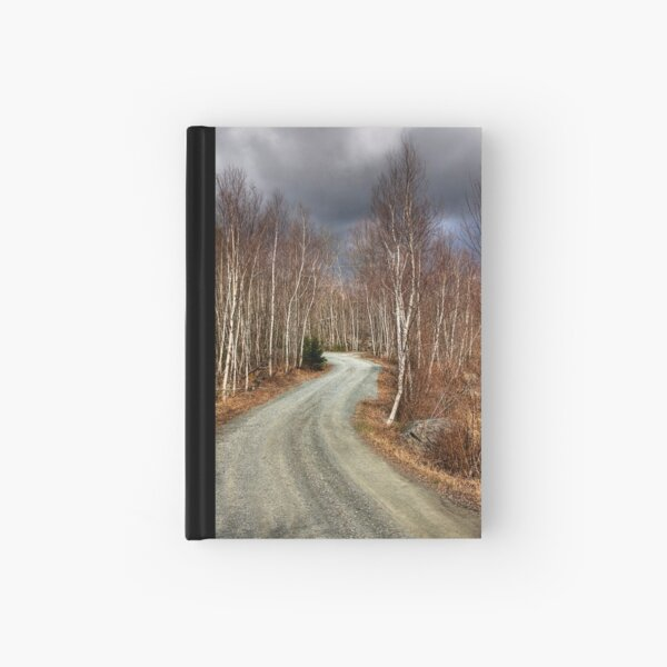 Foreboding Hardcover Journal