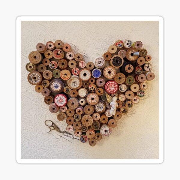 Heartstrings Sticker