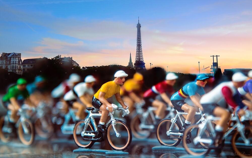 Tour De France by John Rivera