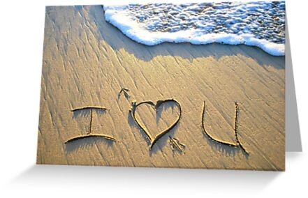"I 'heart' U! by Lenora ""Slinky"" Ruybalid"
