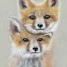 For Fox Sake, ban fur. by BriVTart