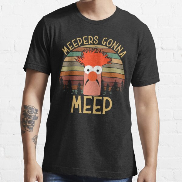 The muppet show beaker meepers gonna meep Essential T-Shirt