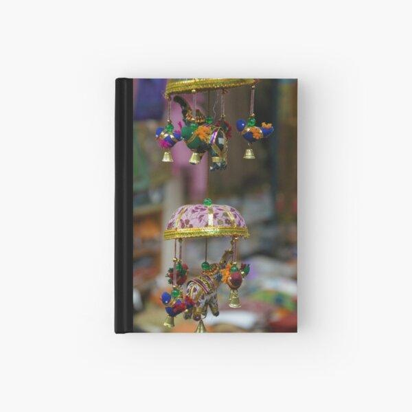 Jumbos In Mid-Flight Hardcover Journal