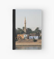 Minaret on the West Bank of River Nile Notizbuch