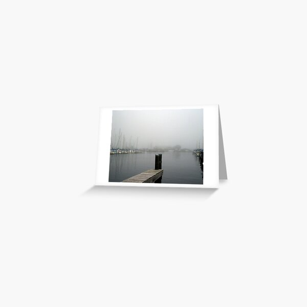 Fog - Series 1 Greeting Card