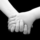 Holding Hands by Mike Topley