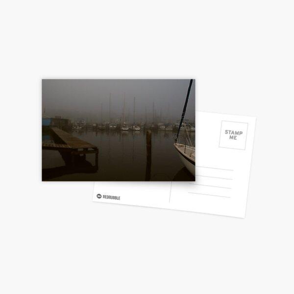 Fog - Series 1 Postcard