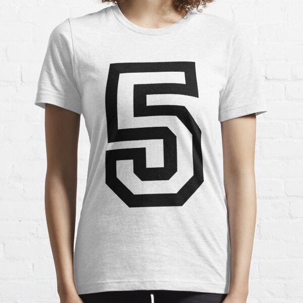 Number Five Essential T-Shirt