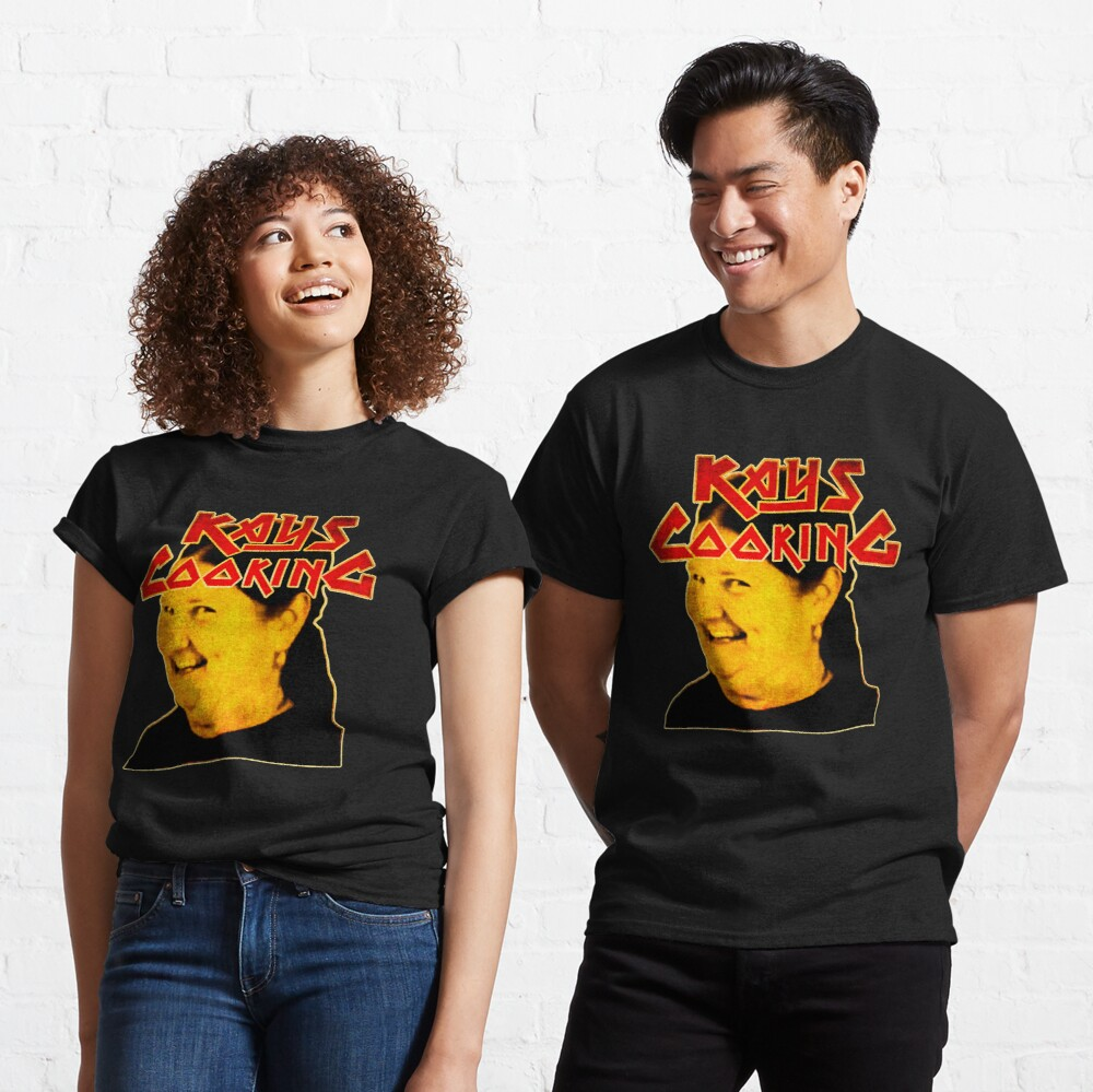 KAYS COOKING Classic T-Shirt