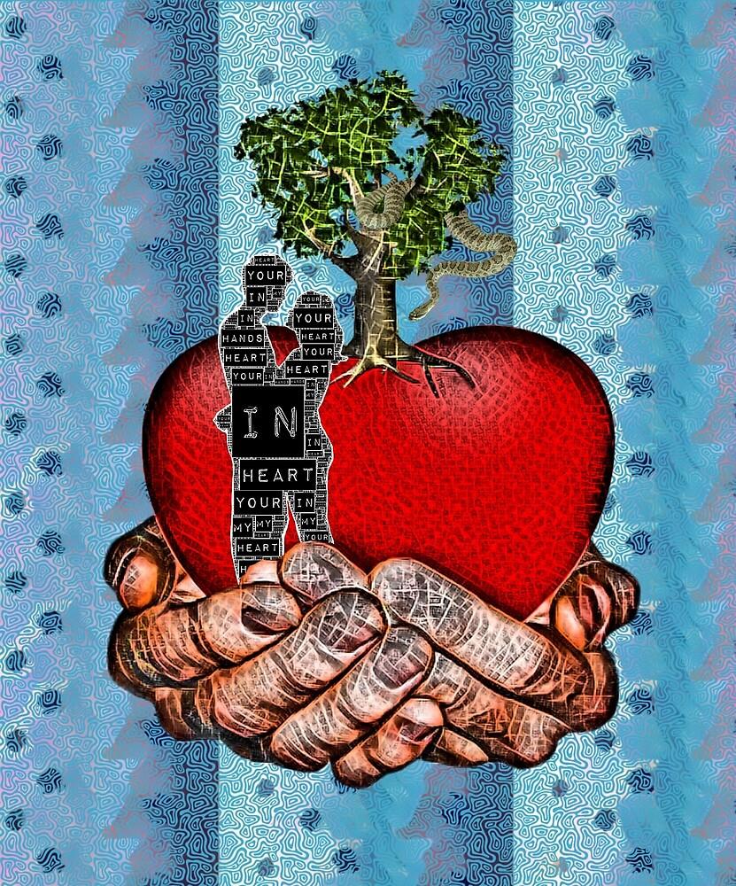 We in God's Hands. by Bo Jones