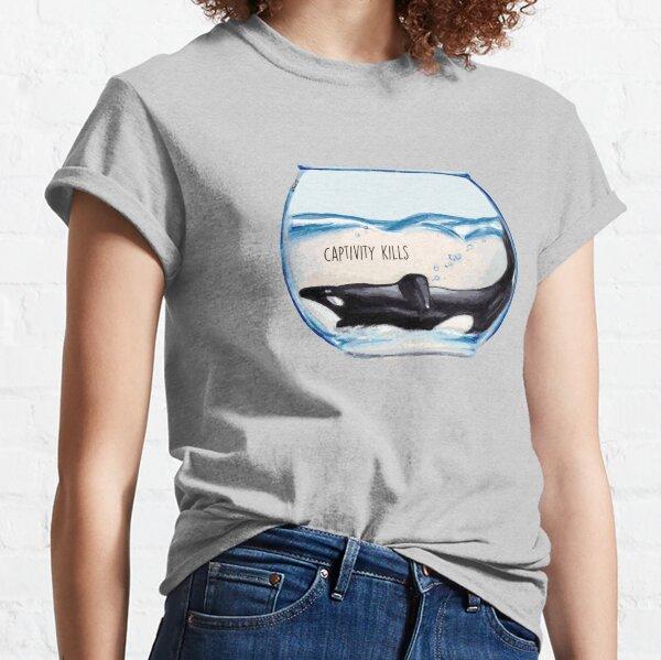 Captivity Kills Classic T-Shirt