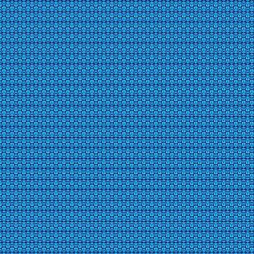 Vintage Delight-Blue von PageDesigns