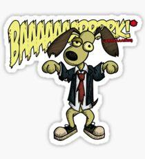 Puppy Zombie 2 Sticker