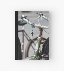 Holy Bicycle Hardcover Journal