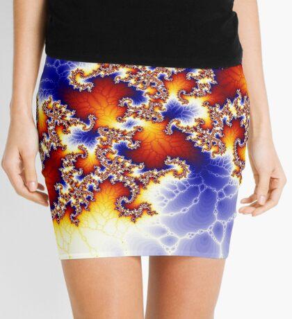 Easter Dragons Mini Skirt