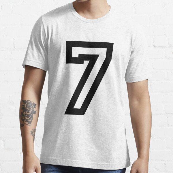 Number Seven Essential T-Shirt
