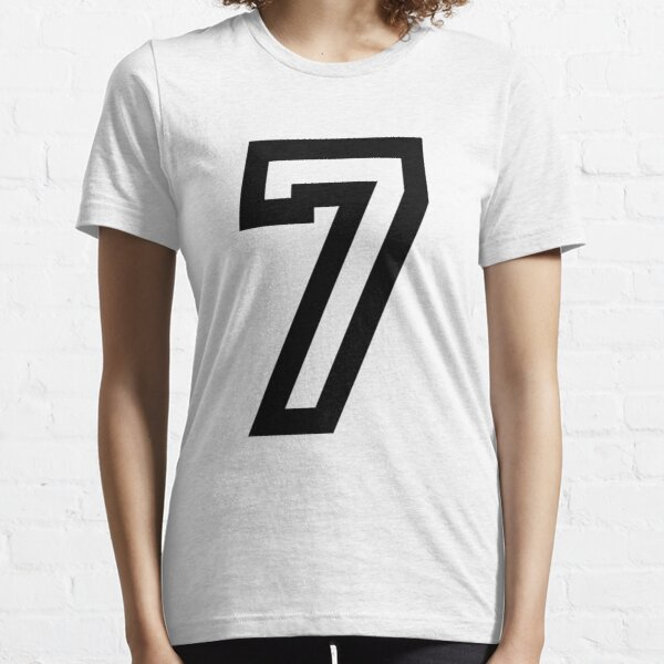 Number Seven Essential T-Shirt