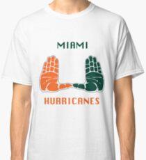 Miami Hurricanes Classic T-Shirt